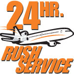 Rush Service at TrophyPartner.com