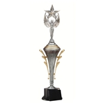 Female Victory Star Platinum Series Cup Trophies
