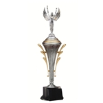 Female Victory Platinum Series Cup Trophies