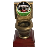 Fantasy Football Toilet Bowl Trophies