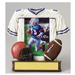 Football Jersey Photo Picture Frames