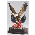 Painted Eagle Trophies