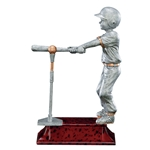 T-Ball Elite Resin Trophies