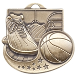 Basketball Star Blast Medals