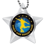 Custom Star Dog Tags - CREATE YOUR OWN