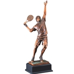 Male Tennis Gallery Trophies