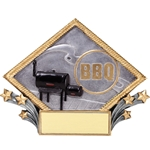 BBQ Diamond Plate Trophies