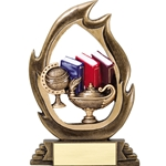 Academic Flame Trophies