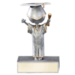 Graduate No Face Bobblehead Trophies