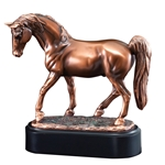 Tennessee Walker Horse Trophies