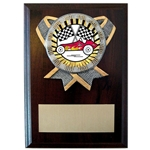 Pinewood Derby Ribbon Holder Plaques