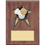 Cheerleading Blowout Plaques