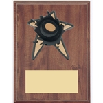 Hockey Blowout Plaques