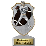 Football Quarterback Resin Icon Trophy