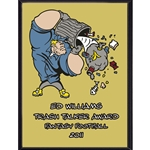 Trash Talker Award Plaque