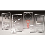 Knockout Acrylic Awards