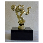 Funny Comic Bowler Trophies