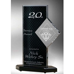 Diamante Acrylic Awards