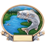 Fishing 3D Trophies