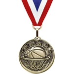 Basketball Star Medals