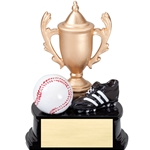 Baseball Resin Cup Theme Trophies