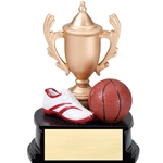 Basketball Resin Cup Theme Trophies