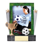 Soccer Sports Theme Picture Frame