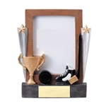 Hockey Sports Theme Picture Frame