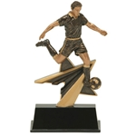 Soccer Male Star Power Trophies