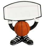 Basketball Ball Head Trophies