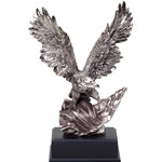 Silver American Eagle Gallery Trophies