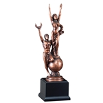 Victory Couple Gallery Resin Trophies