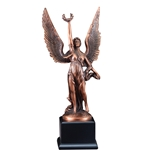 Winged Victory Gallery Resin Trophies