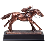Medium Horse Jockey Trophies