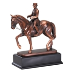 Dressage Male Trophies