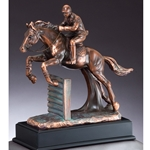 Horse Jumper Trophies