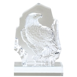Eagle Sculpted Glass Awards