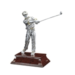 Golf Elite Resin Trophy