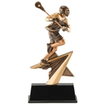 Lacrosse Star Power Trophies