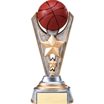 Basketball Victory Trophies