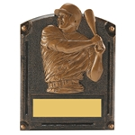 Baseball Legends of Fame Trophy/Plaque