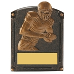 Football Legends of Fame Trophy/Plaque