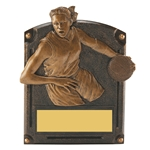 Basketball Female Legends of Fame Trophy/Plaque