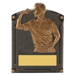Darts Legends of Fame Trophy/Plaque