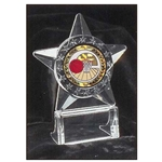 Basketball All Star Acrylic Trophy