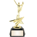 Cheerleading Star Trophy