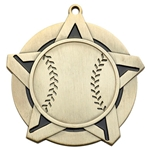 Baseball Super Star Medals