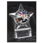 Hockey All Star Acrylic Trophies