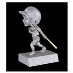 Female Softball Rock n' Bop Bobblehead Trophies