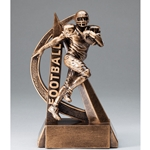 Football Ultra Action Sports Resin Trophy